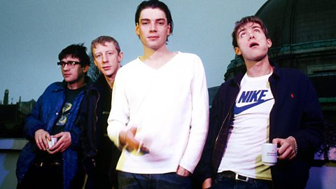 4374da47 BBC Radio 6 Music - 6 Music Plays It Again, Parklife - The Blur Story