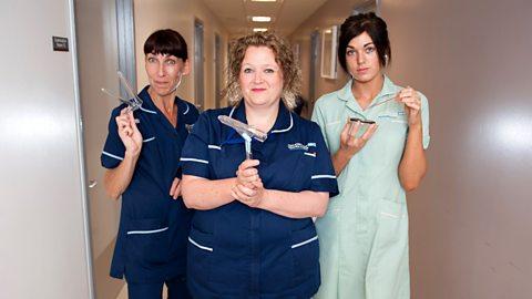 Sexual health clinic documentary