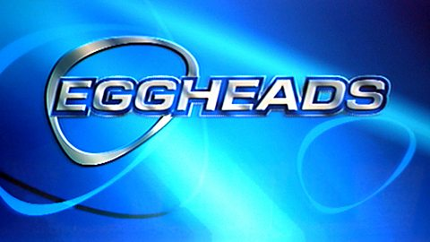 Eggheads - Series 20: Episode 76