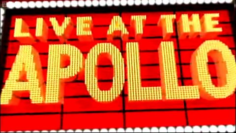 Live At The Apollo - Series 9 - 45 Minute Versions: Episode 4