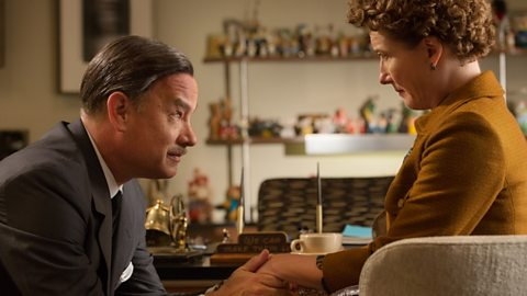 BBC Films speaks to Tom Hanks, Emma Thompson, Colin Farrell re. Saving Mr Banks