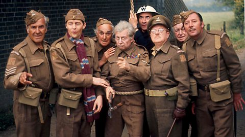 Dad's Army - Series 4 - The Two And A Half Feathers
