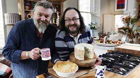 Hairy Bikers' Best Of British - Series 1 - 45 Minute Versions: 1. Royal Family