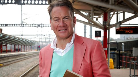 Great British Railway Journeys - Series 9: 14. Liverpool To Dolgarrog