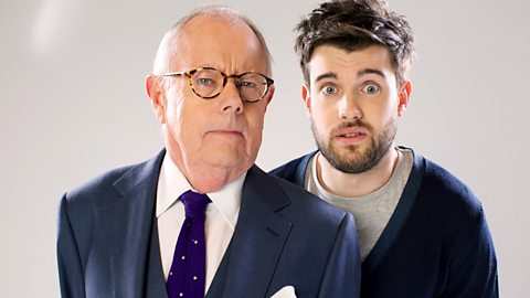 BBC Two - Backchat with Jack Whitehall and His Dad