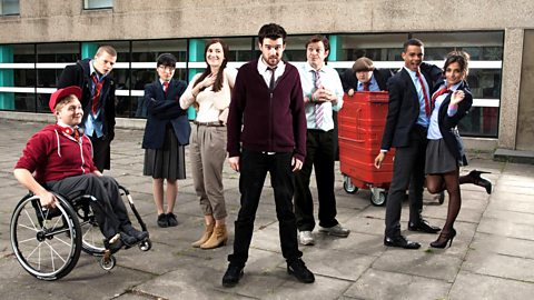 Bad Education - Series 1: 1. Parents' Evening