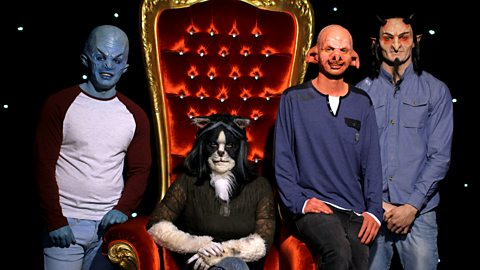 Monster dating show bbc3