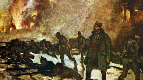 essay of world war 1