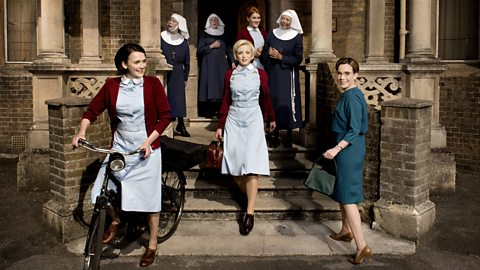 Bildresultat för call the midwife