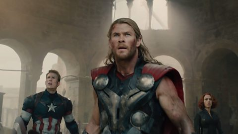 Avengers: Age Of Ultron reviewed by Mark Kermode
