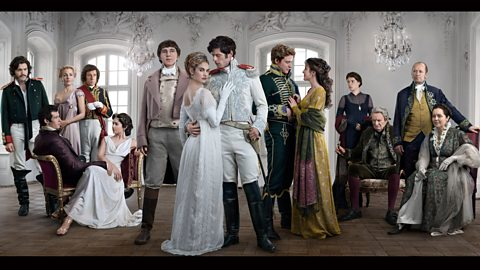 Image result for war & peace bbc one
