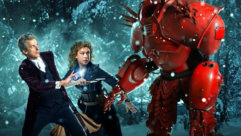 when is dr who christmas special repeat after me show