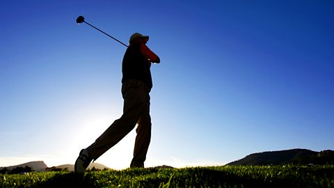 Golf: The Masters