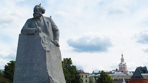 How Marx Made the Right