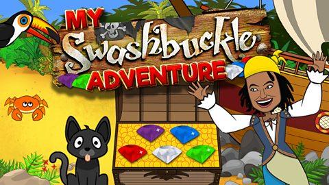 Kids Adventure Game - Swashbuckle - Mini Games - CBeebies - BBC