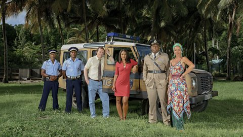 Death In Paradise - Series 5: Episode 8