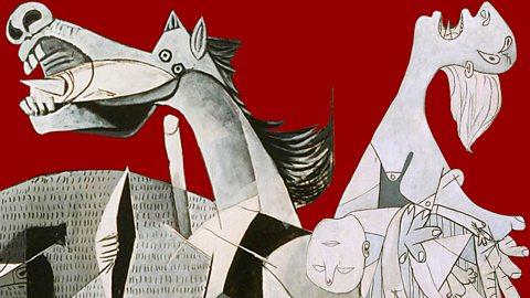 Understanding Picasso's Guernica