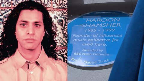 Bbc Asian Network Bobby Friction Bbc Music Day Bbc Music Day A Tribute To Haroon Shamsher