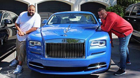 DJ Khaled in LA