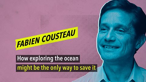 Fabien Cousteau: How to save our oceans