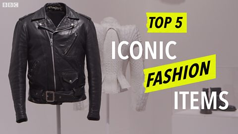 Top five iconic fashion items