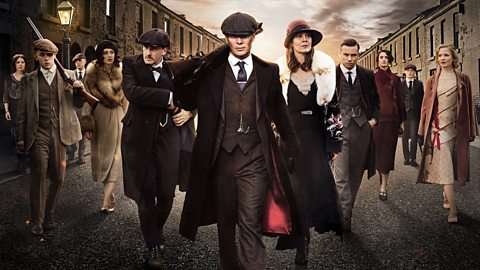 Peaky Blinders - Series 4: 6. The Company