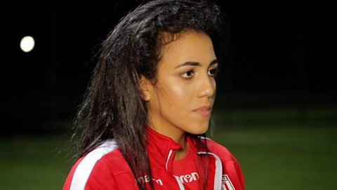 Egypt's first female in Premier League