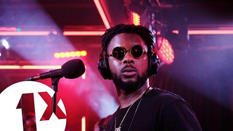 Maleek Berry 'Pon My Mind' Live Lounge 1Xtra