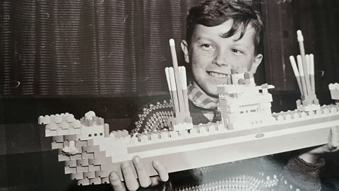 How LEGO was invented