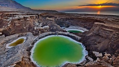 Is the Dead Sea disappearing?