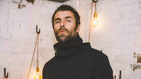 Liam Gallagher: 'I'm a curtains man!'