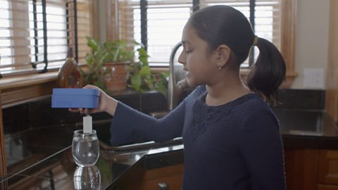 The 12-year-old beating water pollution