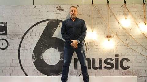 Peter Hook and the Light are Totally Wired - live in session for Marc Riley
