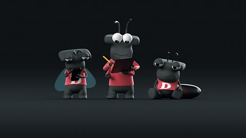 BBC One - Doodlebugs, Series 1