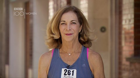 71-year-old marathon runner