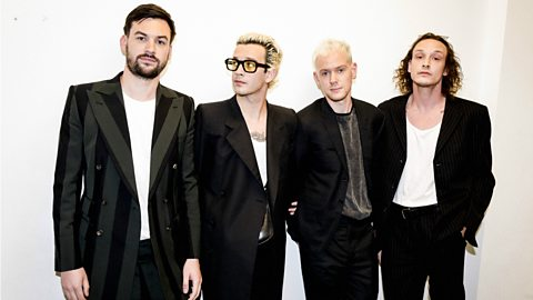 BBC - How The 1975 went from a school covers band to modern pop icons