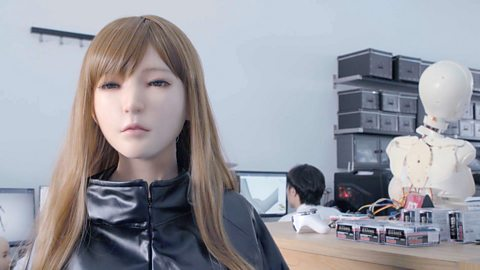 Inside a Chinese sex doll factory