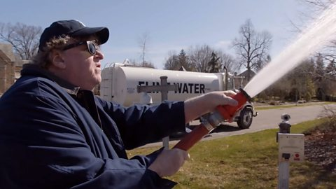 Is Fahrenheit 11/9 truly incendiary?