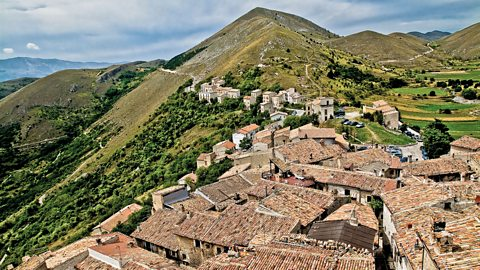 Italy's secret 'ghost town' hotels