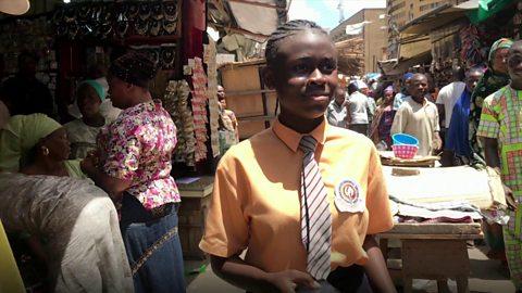 African teenage coding superstar