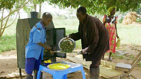 Uganda's food waste warrior
