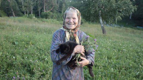 The whispering healer of Belarus