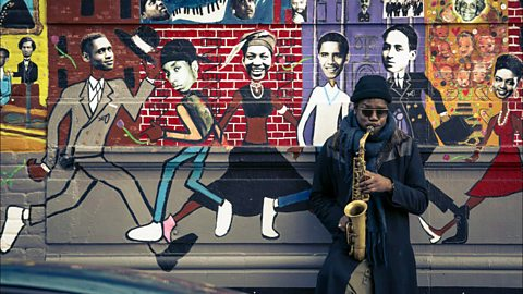 Jazzology with Soweto Kinch