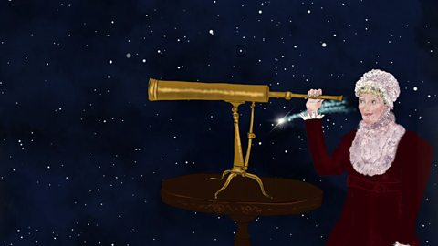 The woman who discovered eight comets