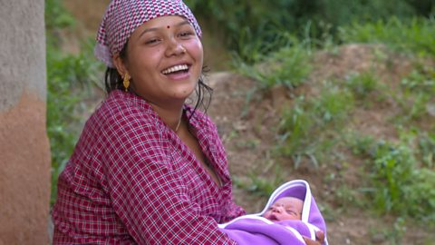 Nepal's life-saving delivery programme