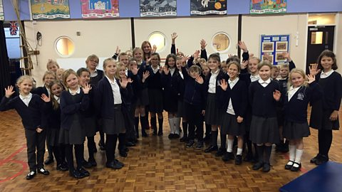 A Star For Christmas.Bbc Star For Christmas 2018 Best Large School Category