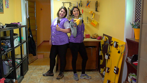 Brazil's sisterhood fixing equality