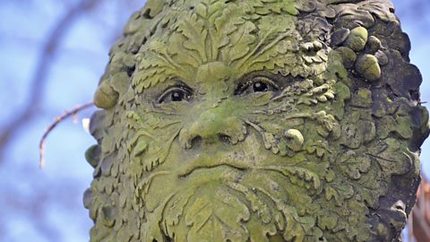 The surprising roots of the Green Man