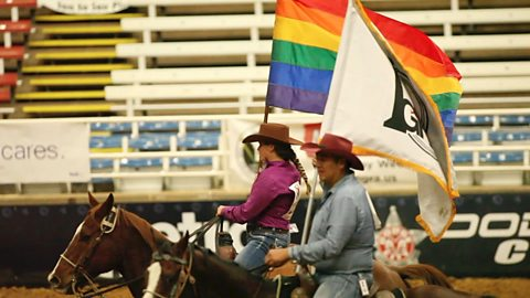 The unique world of gay rodeo