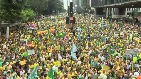 How corruption shook Brazil